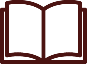 Library book icon