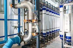 desalination and wastewater